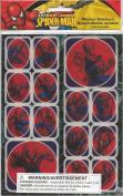 Spiderman Spider Sense Lenticular Motion Scrapbook Stickers
