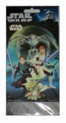 Star Wars 3d Jumbo Sticker (1 Sticker Per Pack) 1 Jumbo Lenticular Sticker
