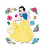 Disney Princess 3-D Stickers