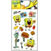 Nickelodeon SpongeBob SquarePants Krabby Patties Classic Stickers