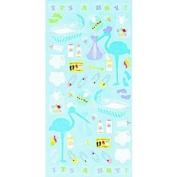 Stickopotamus Stickers It's A Boy
