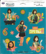 Disney Wizards of Waverly Place Scrapbook Stickers