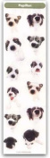 THE DOG Artlist - Mini Papillon Stickers