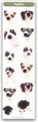 THE DOG Artlist - Mini Papillon Stickers