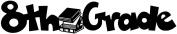 Mini Photogenix Laser Die-Cuts-Eighth Grade