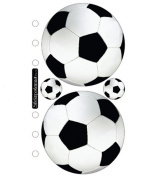 Sticko Classic Stickers-Soccer