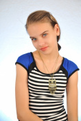 Necklace Sova Dasha