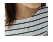 Sliver Plated fashion Music Note Pendent Necklace / Chain----(With Cutely Gift Box)---Awesome gift for Holidays--. From USA--takes 2-6 working days with shelley.kz INC-------