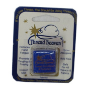 Thread Heaven Thread Conditioner and Protectant for Quilting Beading Embroidery Cross Stitch Fly Tying Hand or Machine Sewing and More