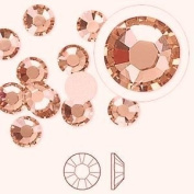 LIGHT PEACH Crystal Rhinestones Flatback 144. 1.9mm 5ss ss5