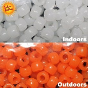 The Original Solaractive® Colour Changing Beads - White to Orange 250 per Pack