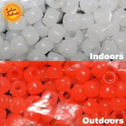 The Original Solaractive® Colour Changing Beads - White to Red 250 per Pack
