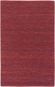 Surya Continental COT-1942 Natural Fibre Hand Woven 100% Natural Jute Carnelian 0.9m x 1.5m Area Rug