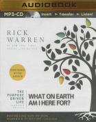 The Purpose Driven Life [Audio]