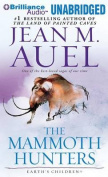 The Mammoth Hunters (Earth's Children  [Audio]