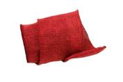 Renaissance 2000 Ribbon, 15cm , Burlap, Red