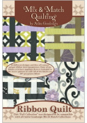 Anita Goodesign - Ribbon Quilt ~ Mix and Match Quilting ~ Embroidery Designs