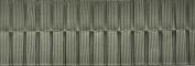 Pleated Trim Boxpleated Grosgrain Ribbon Roll, Olive, 25-Yard