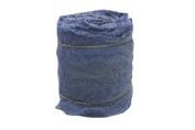 Renaissance 2000 Ribbon, 25cm , Blue Burlap