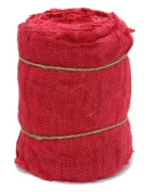 Renaissance 2000 Ribbon, 25cm , Red Burlap