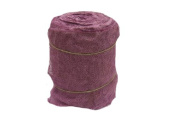 Renaissance 2000 Ribbon, 25cm , Purple Burlap