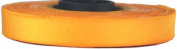 "2.5"" (62mm) Hand dyed silk ribbon bias cut spools - Colour Joy"