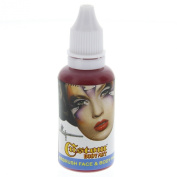 Custom Body Art 30ml Pink Water Based Airbrush Body Art & Face Paint