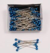Blue Pearl Corsage / Boutonniere Pins 5.1cm pk/144