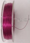 Pink Wire - Skinny - Fuchsia