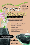 Crystal Accents CA-25O Black Onyx 30ml Bag