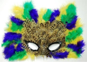 Feather Mask M108