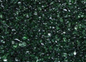 Coloured Glass Pebbles (GC6317) Dark Green, 3 lbs