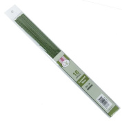 Paper Covered Floral Wire 18 Gauge Nile Green