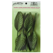 Large Moss Green Corsage Leaves Box of 100