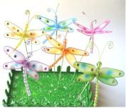 Dragonfly on a Stick