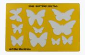 Artistic Design Template - Butterflies Too
