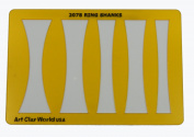 Artistic Design Template - Ring Shanks