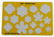 Artistic Design Template - Spring Tulip