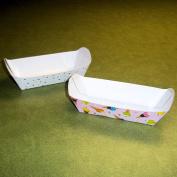 Dozen Ice Cream Sundae Boats