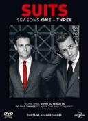 Suits: Season 1-3 [Region 2]
