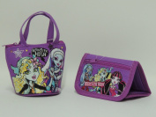 Monster High Coin Purse and Wallet