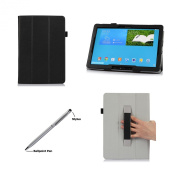 ProCase Folio Smart Cover Case with Stand for Samsung Galaxy Note Pro 12.2 tablet (Galaxy NotePRO 31cm Tablet 32GB 64GB, SM-P900 / P905), bonus stylus pen included