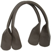 Somerset Leather Tote Handles (60cm ) 2 Per Package - Black