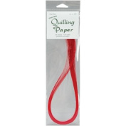 Lake City Craft 0.3cm Quilling Paper, True Red