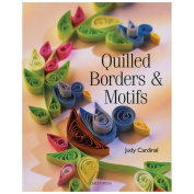Search Press Books, Quilled Borders & Motifs