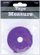 Baumgartens Tape Measure 5 Feet-Assorted Colours