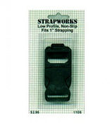 Strapworks Non-Slip Buckle-Fits 2.5cm Strapping