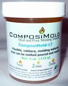 ComposiMold-LT Reusable Mould Making Material, 120mls