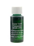 Environmental Tech Transparent Dyes green [PACK OF 2 ]