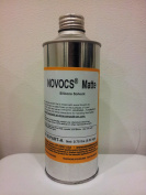 Smooth-On NOVOCS MATTE Pint Unit - Silicone Solvent for airbrushing NEW!